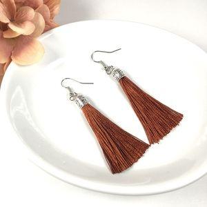 Jewelry - Spice Tassel Earrings